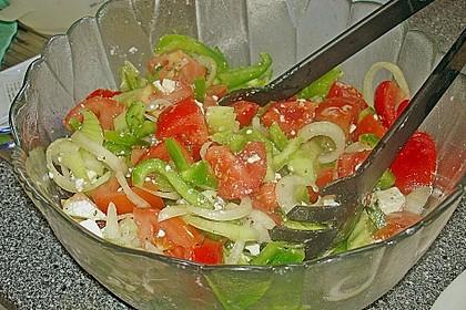 Bauernsalat, griechisch 22