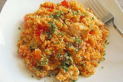 Tomaten - Couscous 11