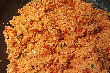 Tomaten - Couscous 13