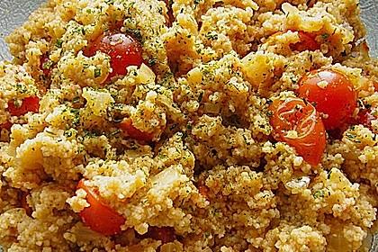 Tomaten - Couscous 4