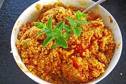 Tomaten - Couscous 3