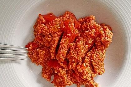 Tomaten - Couscous 9