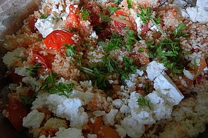 Tomaten - Couscous 6