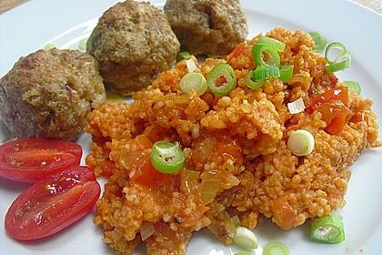 Tomaten - Couscous 1