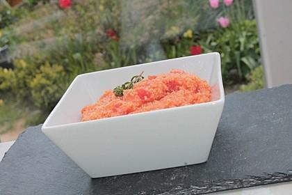 Tomaten - Couscous 8