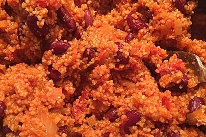 Tomaten - Couscous 16