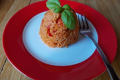 Tomaten - Couscous 5