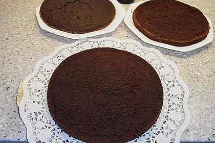 Omas Rotweinkuchen 2