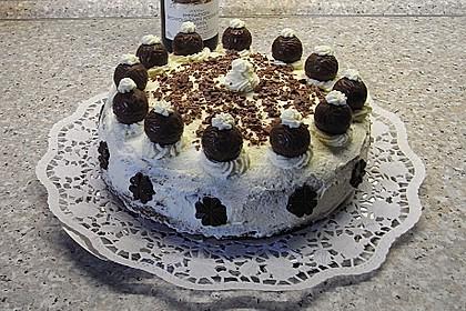 Omas Rotweinkuchen 1