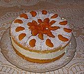 Sandra´s Käsesahne Torte (Bild)