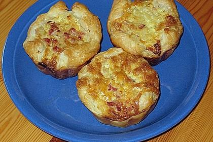 Zwiebelkuchen - Muffins 6