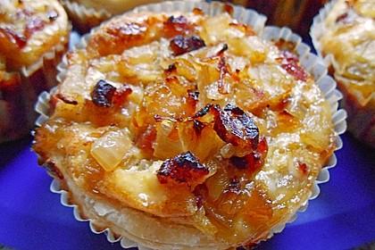 Zwiebelkuchen - Muffins 5