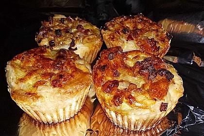 Zwiebelkuchen - Muffins 8