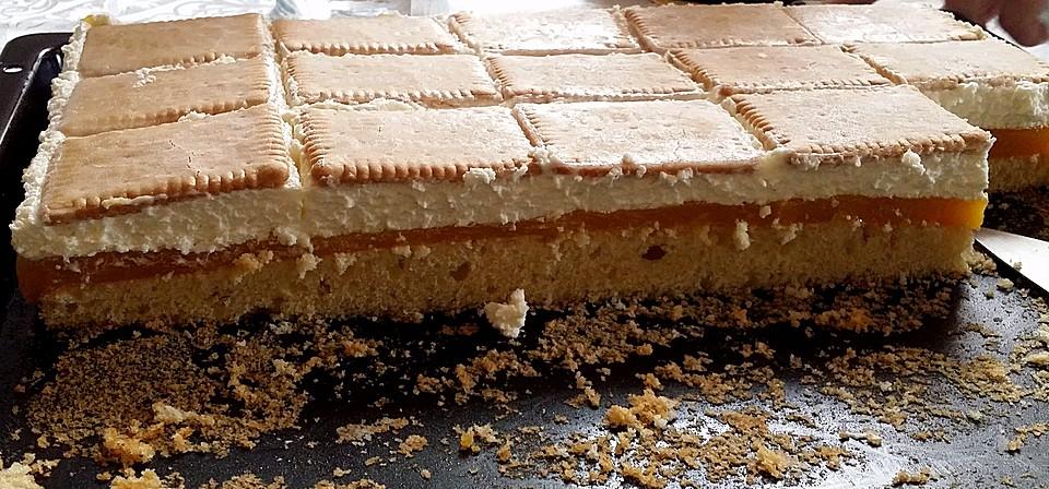 Blechkuchen kekse