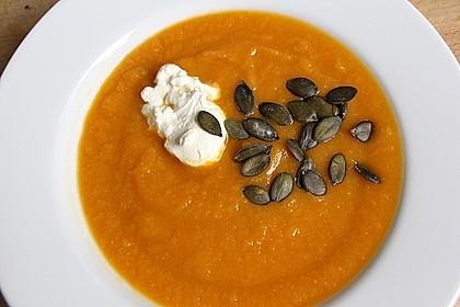 cremige kürbissuppe (rezept mit bild) von daisylein | chefkoch.de - Kürbissuppe Rezept Chefkoch