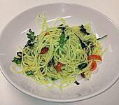 Spaghetti Salat (Bild)