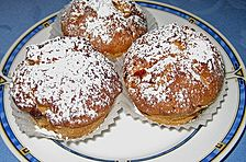 Kirsch - Schokoladen Muffins
