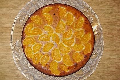 Superleckerer Mandarinen - Joghurt - Kuchen 8