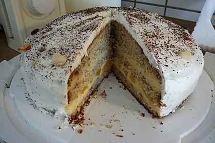 Nuss - Pudding Torte 1