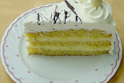 Nuss - Pudding Torte 6