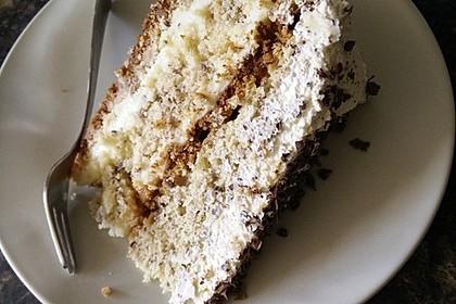 Nuss - Pudding Torte 22