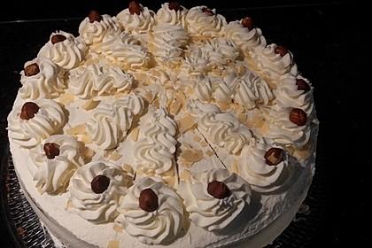 Nuss - Pudding Torte 2
