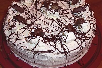Nuss - Pudding Torte 24