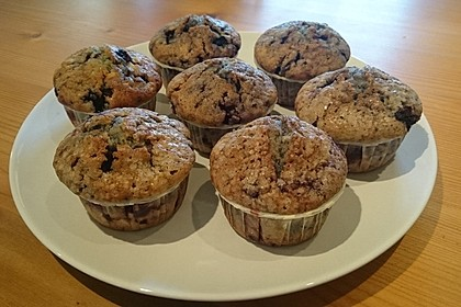 The best blueberry Muffins 50