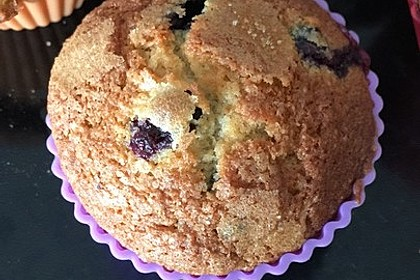 The best blueberry Muffins 31