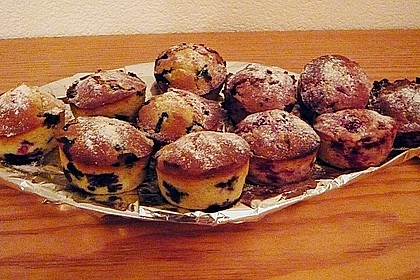 The best blueberry Muffins 33