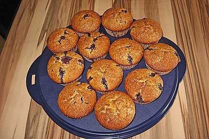 The best blueberry Muffins 38