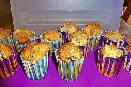 The best blueberry Muffins 23