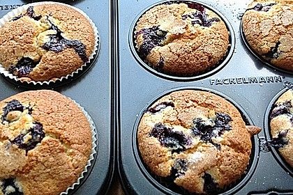 The best blueberry Muffins 14
