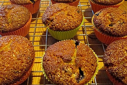 The best blueberry Muffins 15