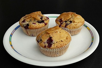 The best blueberry Muffins 0