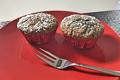 The best blueberry Muffins 12