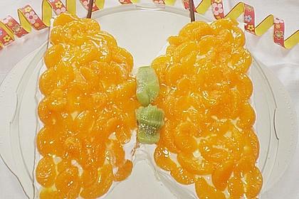 Sahniger Mandarinen - Falter 149