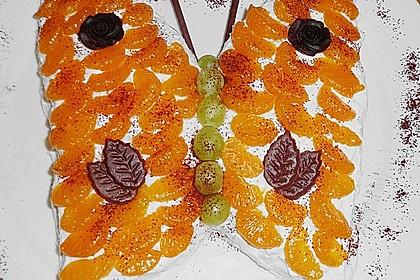 Sahniger Mandarinen - Falter 110