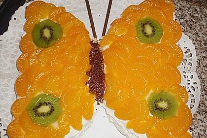 Sahniger Mandarinen - Falter 65