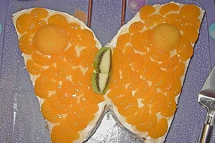 Sahniger Mandarinen - Falter 129