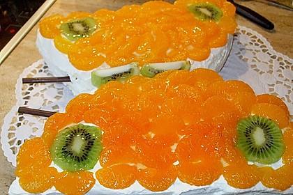 Sahniger Mandarinen - Falter 112