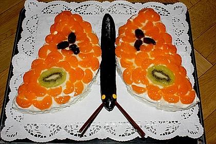 Sahniger Mandarinen - Falter 120