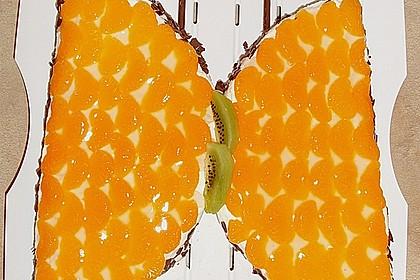 Sahniger Mandarinen - Falter 116
