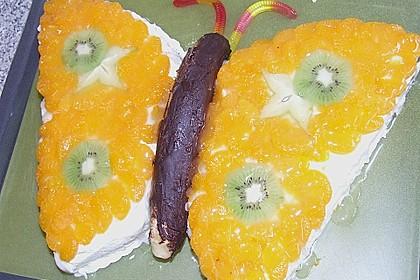 Sahniger Mandarinen - Falter 122