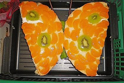 Sahniger Mandarinen - Falter 125