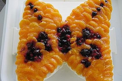 Sahniger Mandarinen - Falter 67
