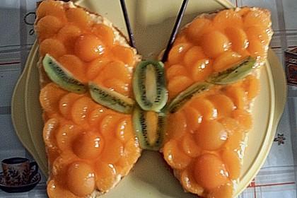 Sahniger Mandarinen - Falter 139