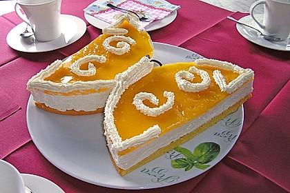 sahniger mandarinen - falter (rezept mit bild) von ilona0405 ... - Kleine Falter In Der Küche