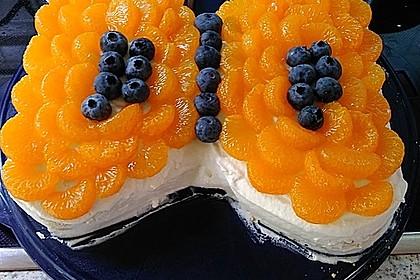 Sahniger Mandarinen - Falter 30