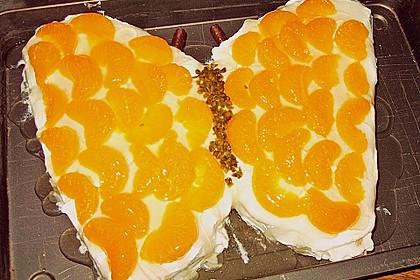 Sahniger Mandarinen - Falter 144